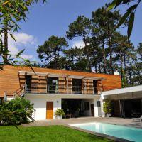 Les architectes Lafargue et Lapassade