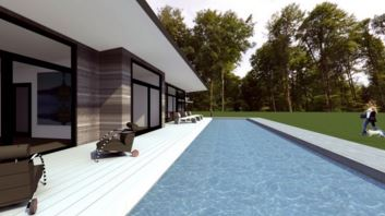 maison bois feng shui. Black Bedroom Furniture Sets. Home Design Ideas