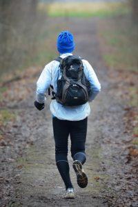 les amateurs de footing continuent à courir