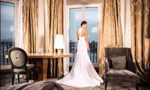 Lors de la cérémonie il est important d'avoir une belle robe de mariée