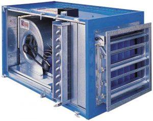 centrale de traitement de l'air