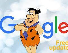 Mise à jour Google Fred, kezako ?