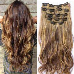Extensions de cheveux : les 4 méthodes phares