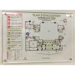 L'importance d'un plan de sécurité en cas d'incendie