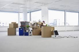 Le débarras des locaux d'entreprise