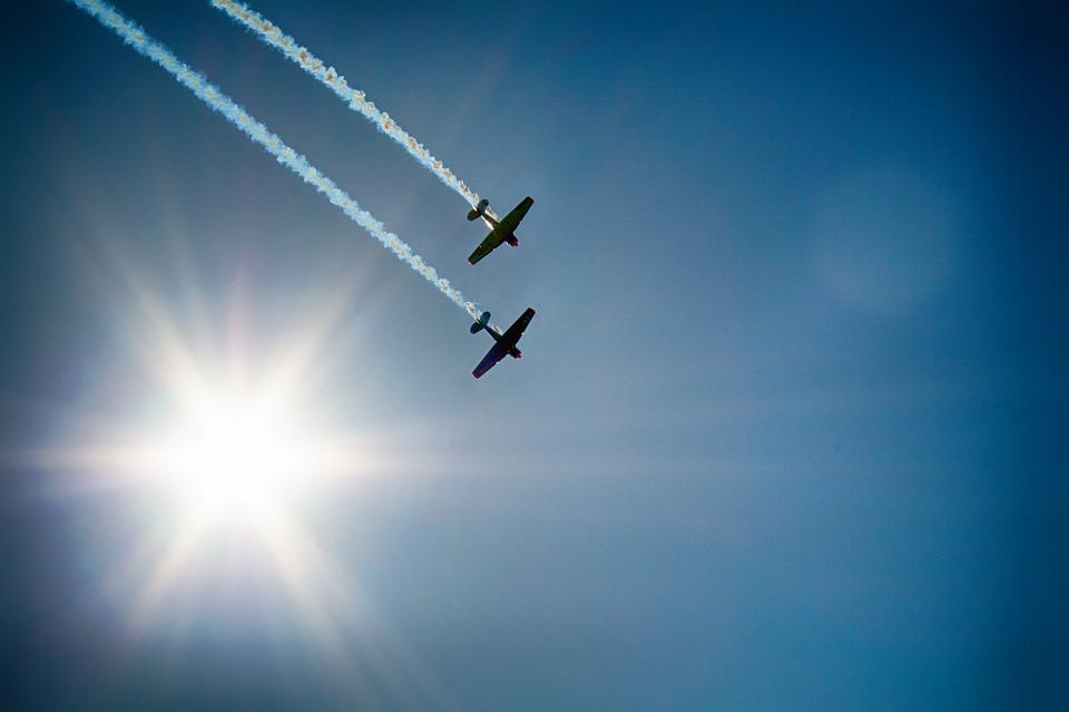 métiers de l'aéronautique