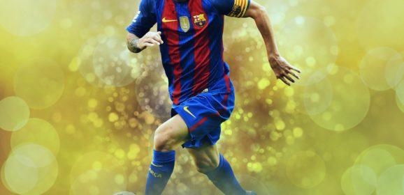Contrat de 10 ans pour Messi