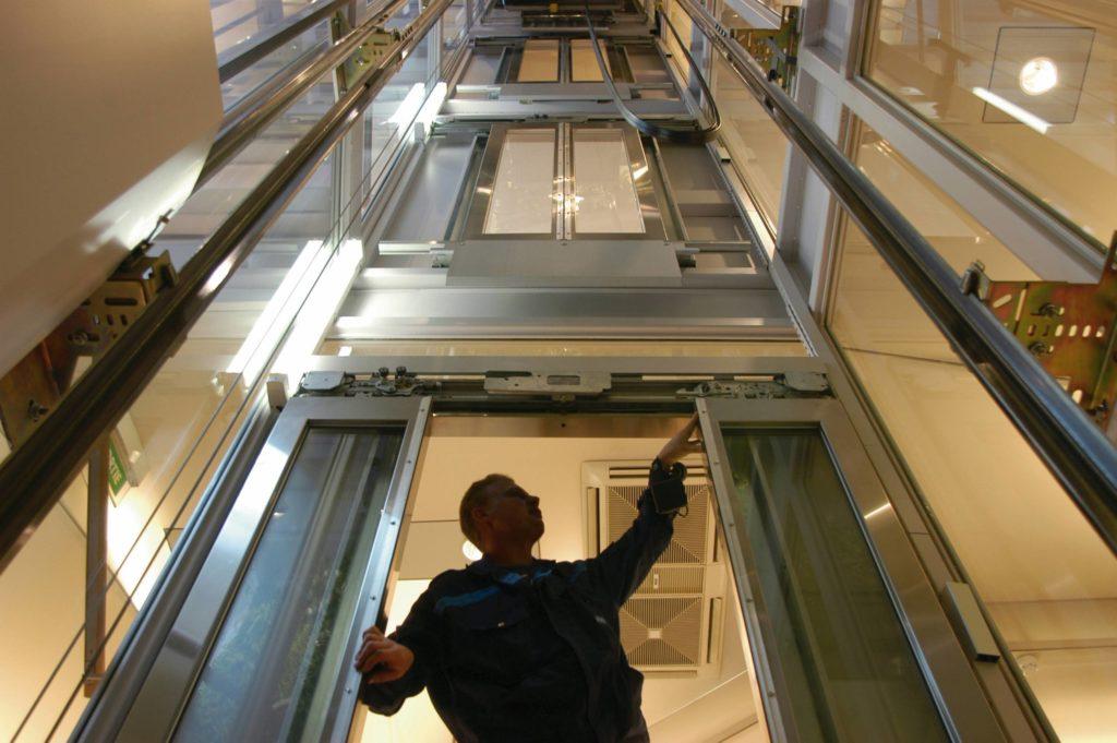 entretien ascenseur